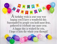 Birthday quotes for friends Inspirational birthday quotes Birthday wishes images Birthday wishes messages Funny birthday quotes Happy birthday wishes sms Birthday wishes for sister Happy birthday wishes for lover Happy Birthday Lines, Happy Birthday Emoji, Happy Birthday Wishes Sister, Birthday Card With Name, Birthday Greeting Message, Free Happy Birthday Cards, Beautiful Birthday Wishes, Happy Birthday Quotes For Friends, Happy Birthday Wishes Images