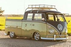 My dad would have loved this! He was such a VW guy.  Every time I see a VW, it makes me smile and think  about my dad.