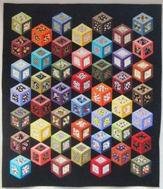 Inside the Box Quilt