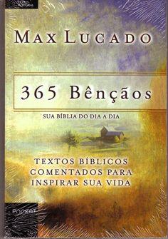 Livro 365 Bênçãos (Max Lucado)