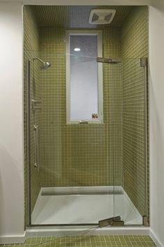 the kohler shower pan like the one we chose for our master bathroom - Kohler Shower Base