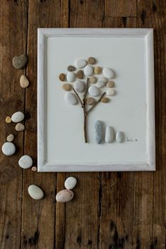 Manualidades Halloween, Easy Halloween Crafts, Easy Christmas Crafts, Diy Crafts How To Make, Diy Home Crafts, Stone Crafts, Rock Crafts, Cuadros Diy, Vase Crafts
