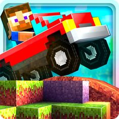 Blocky Roads Pro         * Continue to the product at the image link. (This is an affiliate link and I receive a commission for the sales)