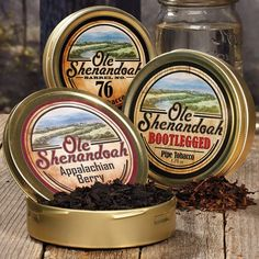 Ole Shenandoah Still Sampler - Pipes and Cigars