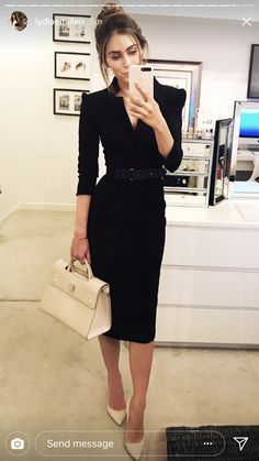 Schön – Office Work Outfit Business Fashion and Accessories for Professional Women - business professional outfits for interview Business Dresses, Business Casual Outfits, Office Outfits, Business Fashion, Classy Outfits, Business Chic, Glamorous Outfits, Office Attire, Stylish Outfits