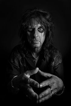 Million Decibels  by Alice Cooper