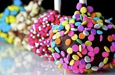 Cheesecake pops I'm so making these!