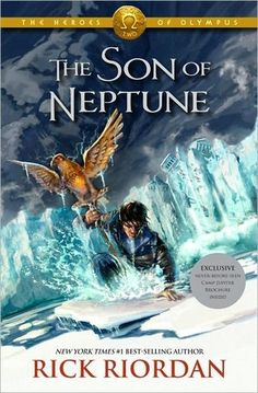 The Son of Neptune (Heroes of Olympus, #2) Incredible book! Feeds my love of Greek/Roman Mythology. I read #1 too.