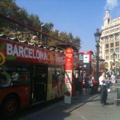 Mañana en Barcelona...