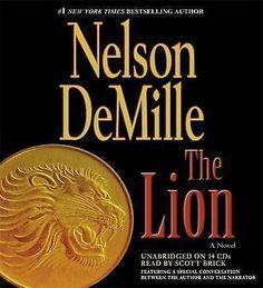 A John Corey Novel: The Lion by Nelson DeMille (2010, CD, Unabridged)