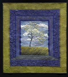 Dottie Moore art quilt