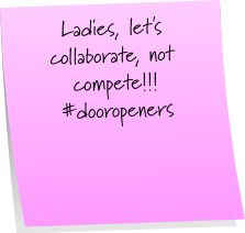 #ladies, #help, #women, #business, #womeninbusiness, #sisterhood