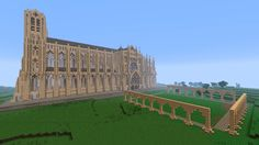 Cathedral WIP - with step by step screenshots - now finished - with download - - Screenshots - Show Your Creation - Minecraft Forum - Minecraft Forum