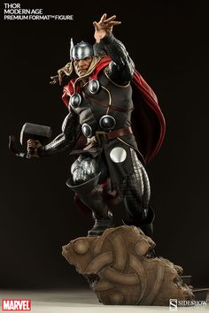 Marvel Thor Premium Format(TM) Figure by Sideshow Collectibl | Sideshow Collectibles