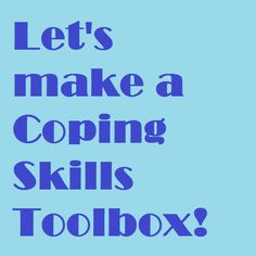 "Hey Buzzneters <3 I hope that you have an awesome Sunday. I know that the month is so close to the end and new April will bring to us something new. But right now I was on tumblr and  I saw something inspiring. It's ""Coping Skills Toolbox""."
