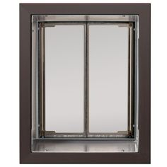 PlexiDor Performance Pet Doors Large Bronze Wall Mount ** Details can be found by clicking on the image.