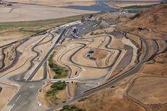 Infineon Raceway/Sonoma Road course