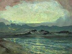 Sunlit Lagoon By William Mitcheson Timlin ,1922