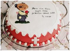 Christening Cake - LeivinLiina - Vuodatus.net