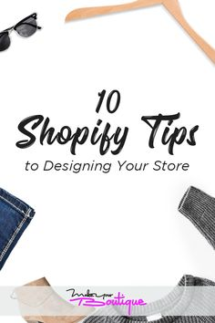 Designing and building an online store isn't hard anymore, thanks to platforms like Shopify, just about anyone can do it. Check out these 10 Shopify tips to designing your online store. Sell Your Business, Starting A Business, Online Business, Starting An Online Boutique, Selling Online, Online Sales, Business Inspiration, Business Ideas, Business Planning