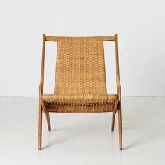 ARNE HOVMAND OLSEN, an easy chair for A.R Klingenberg, Denmark, designed in 1955