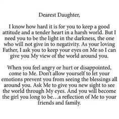 Love Letter From God To His Daughters  A Love Letter From Yah