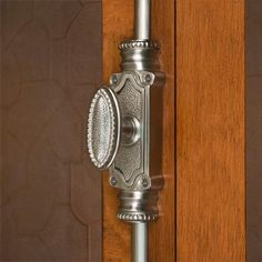 Made of solid brass, the Beaded Brass Door Cremone Bolt is built to last. While it fits doors up to 9 feet, the cremone bolt can be cut, if desired Drawer Hardware, Window Hardware, Polished Brass, Solid Brass, Cremone Bolt, Door Furniture, Oil Rubbed Bronze, Antique Brass, Door Handles