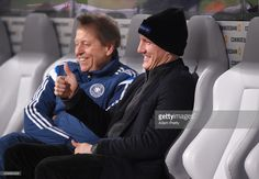 Bastian Schweinsteiger of Germany smiles as he sits on the bench prior to the EURO 2016 Group D Qualifier match between Germany and Gibraltar at Grundig Stadion on November 14, 2014 in Nuremberg, Germany.