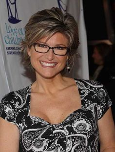 Short hairstyle from Ashleigh Banfield