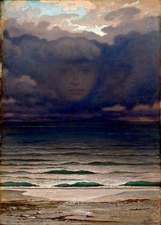 Memory Elihu Vedder - 1870