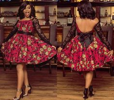 Africa fashion which looks stunning. African Fashion Designers, Latest African Fashion Dresses, African Dresses For Women, African Print Dresses, African Print Fashion, Africa Fashion, African Attire, African Wear, African Women