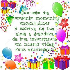 Lindos Recados de Aniversário  #felicidades #feliz_aniversario #parabens