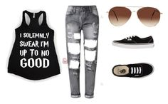Untitled #215 by abbylexus on Polyvore featuring polyvore, fashion, style, Vans, Eloquii, women's clothing, women's fashion, women, female, woman, misses and juniors