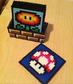 Hey, I found this really awesome Etsy listing at https://www.etsy.com/listing/221159395/nintendo-coasters