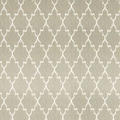Indochine Ikat Stone fabric, Ballard Designs
