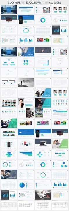 Makassar timeline presentation template    textycafe - timeline templates