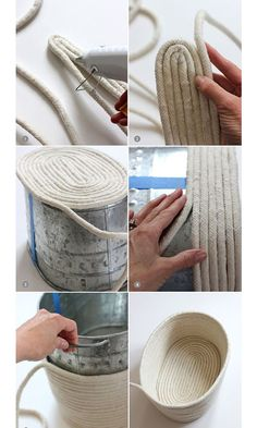 Repurpose Old Rope with These Rope DIY Projects