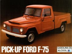 Pick-UP Ford F-75 (1980 )