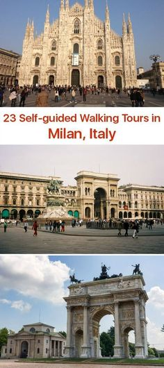 Acknowledged center of international fashion, design and finance, Milan dominates Italian north with its style, fame and glamour.  Home to many cultural attractions (Milan cathedral, La Scalla theater and more) the city is also famous for its fine dining and shopping galore.