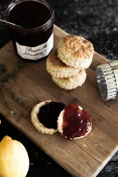 Lemon Thyme Biscuits |Pinned from PinTo for iPad|