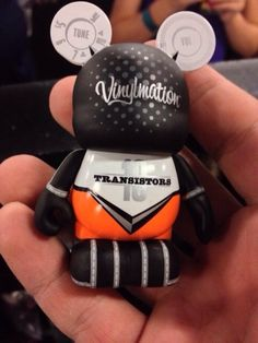 First Look at the Urban Redux Series 2 Radio Variant Vinylmation