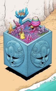 turecepcja: Illustrations by Tim Molloy Tim Molloy makes...