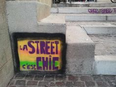 Street Art at Marseille - France