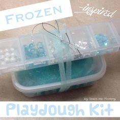 An easy-to-put-together gift for a Frozen lover!