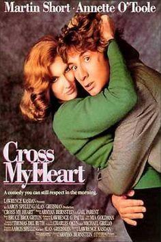 Cross My Heart Movie Poster (1987)