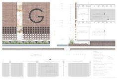 Galería de Primer Lugar Concurso para el Nuevo Edificio Archivo General de la Nación en Argentina - 18