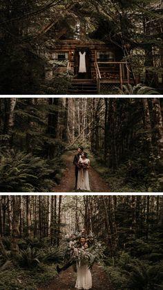 Rainy Wedding, Woodsy Wedding, Wedding In The Woods, Wedding Church, Redwood Forest Wedding, Enchanted Forest Wedding, Perfect Wedding, Dream Wedding, Wedding Shoes