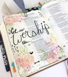 Exchange program... Worship is the Key by Laura McCollough— A Kiss on the Chic