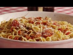 Pasta Recipe - How to Make Amatriciana Sauce