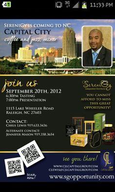 Coffee  Jazz Mixer | Raleigh, North Carolina | 20th Sep 2012    http://healthierproductsreview.com/ai1ec_event/coffee-and-jazz-mixer-raliegh-north-carolina/?instance_id=54#